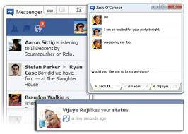 Facebook Messenger indir